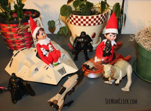 Star Wars Elf 6