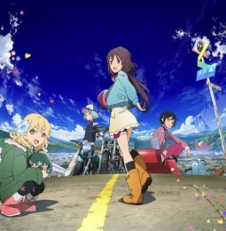 The Rolling Girls Complete Series (Essentials Collection) Blu-ray Anime Review
