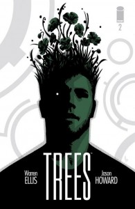 Trees Issue 2 Cover