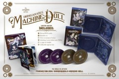 Unbreakable Machine Doll Package