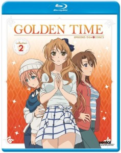 Golden Time Collection 2 Cover
