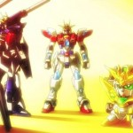 Gundam Build Fighters Try Episode 14