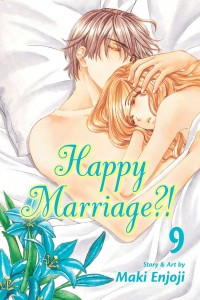 Happy Marriage Volume 9 Cover