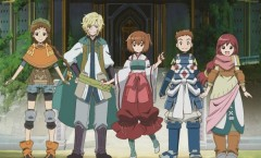 Log Horizon Collection 2 Header