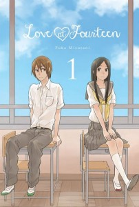 Love at Fourteen Volume 1 Cover