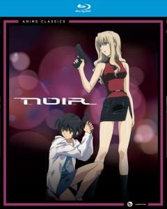 Noir Blu-ray Cover