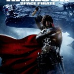 Space Pirate Captain Harlock Cover