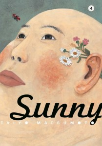 Sunny Volume 4 Cover