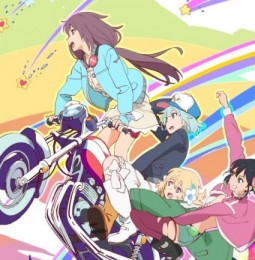 Check Out 'The Rolling Girls' Anime – in German!