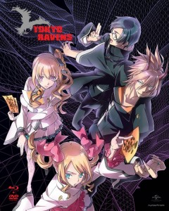 Tokyo Ravens Cover