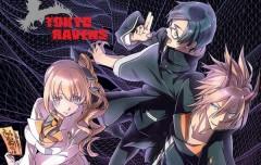Tokyo Ravens Header
