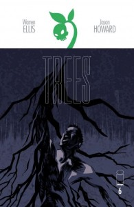 Trees Issue 6 Cover