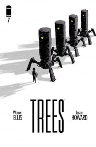 Trees Issue 7 Cover