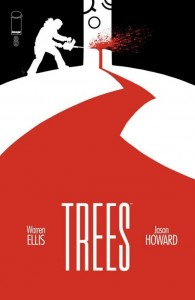 Trees Issue 8 Cover