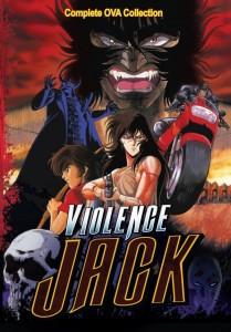 Violence Jack DVD Cover
