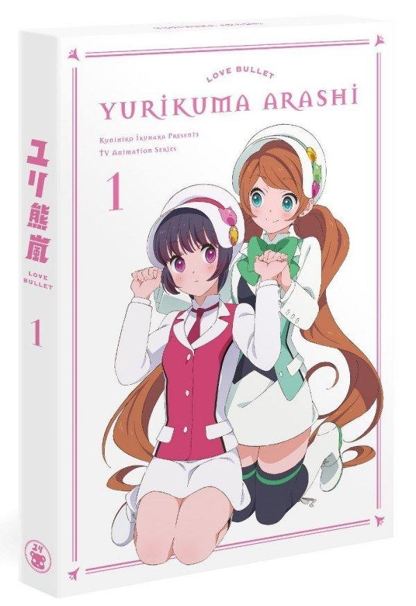 Yurikuma Arashi Japanese Volume 1