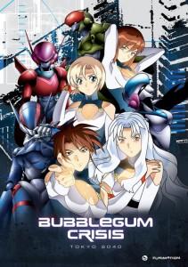 Bubblegum Crirsis 2040 Cover
