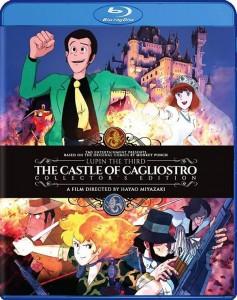 Castle of Cagliostro blu-ray