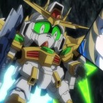 Gundam Build Fighters Try Episode 17