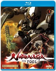 Nobunaga The Fool Collection 1 BD Front