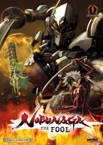 Nobunaga The Fool Collection 1 DVD Front
