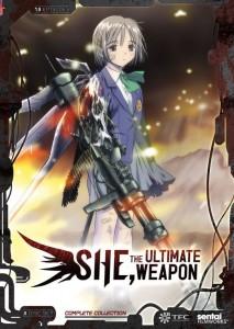 Saikano DVD Front