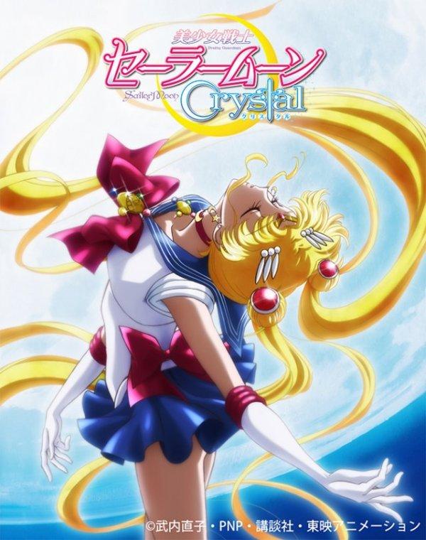 Sailor Moon Crystal Key Visual