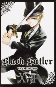 Black Butler Volume 17 Cover