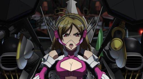 Cross Ange Episode 23