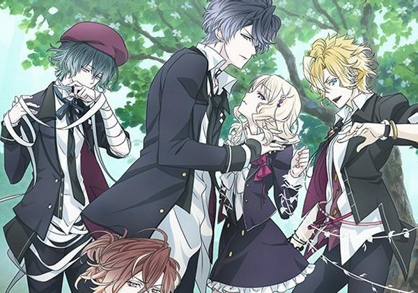 Diabolik Lovers II More Blood Anime Expands Streaming Distribution