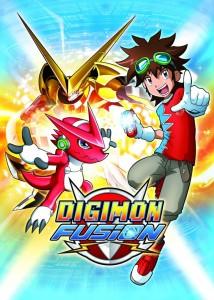 Digimon Fusion Image