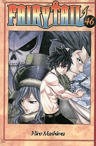 Fairy Tail Volume 46 Cover