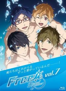 Free Eternal Summer Japanese Volume 7 Cover