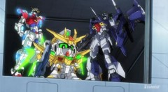 Gundam Build Fighters Try Episode 24