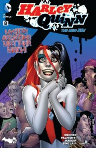 Harley Quinn Issue 8 Cover