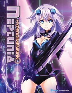 Hyperdimension Neptunia LE Cover