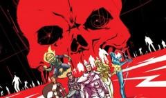 Red Skull Issue 1 Header