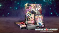 Space Dandy Galactic Deck Building Game