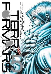 Terra Formars Volume 5 Cover