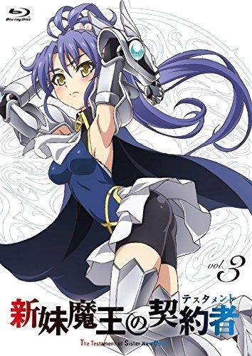 Testament of Sister New Devil Volume 3 Japanese Case