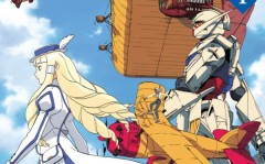 Turn A Gundam Part 1 DVD Header