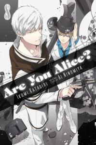 Are you Alice Volume 8 Cover