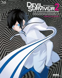 Devil Survivor 2 Cover