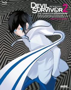 Devil Survivor 2 Cover