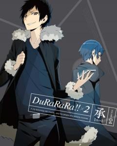 Durarara X2 Japanese Volume 4 Cover