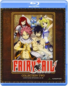 Fairy Tail Collection 2 Cover