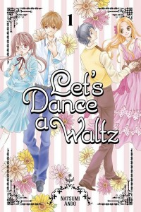 Lets Dance A Waltz Volume 1 Cover