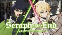 Seraph of the End Hulu Header