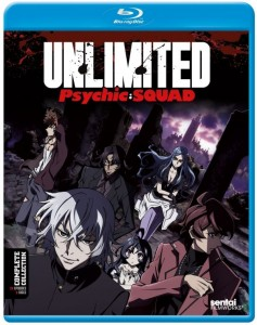 The Unlimited Blu-ray Cover