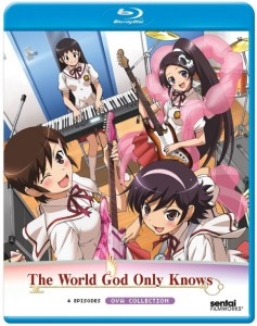 World God Only Knows OVA Cover